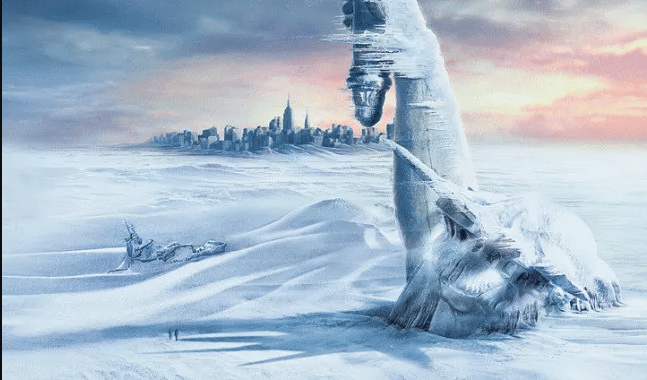 Where will you be the day after tomorrow? Probably not in the cinema. (image: Fox)