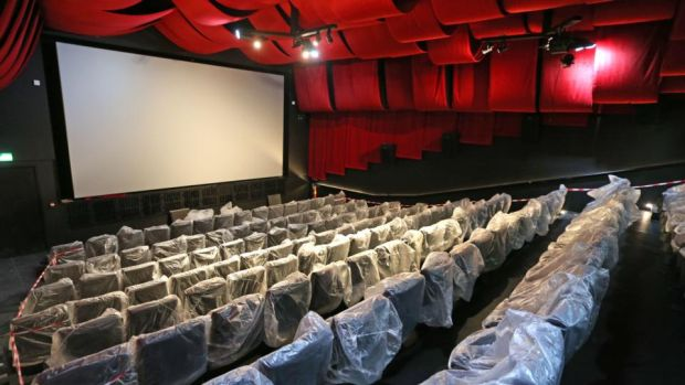 The Galway cinema as it looked already in 2016. (photo: Irish Times)