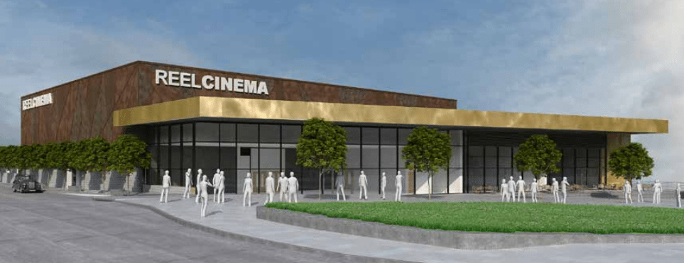 Reel Cinema Blackburn. (image: artist's impression)