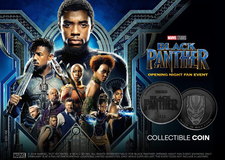 Black Panther - Opening Night Fan Event at AMC Theatres