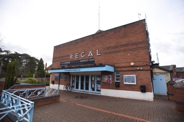 Regal in Stowmarket set for a million-pound revamp. (photo: Gregg Brown / EADT)