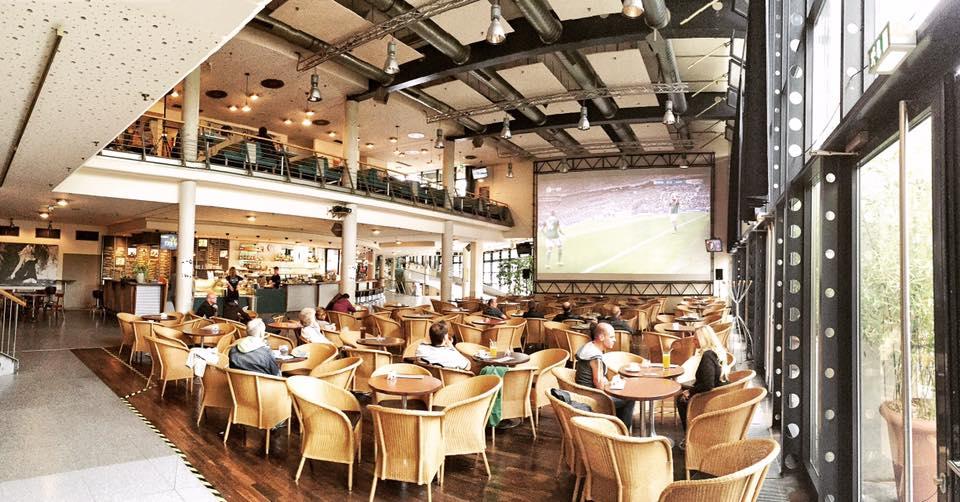 Cinecittà Lobby Cafe