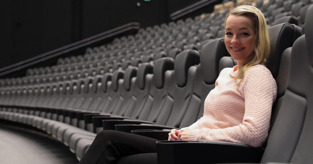 Linda Stenersen – MD, Odeon Oslo (photo: Odeon Norway)