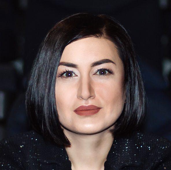 Karina Agadzhanova of Cinema Star
