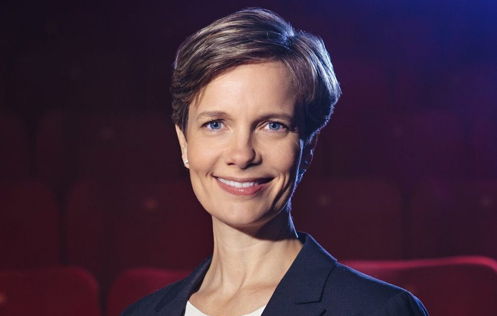 Veronica Lindholm of Odeon Cinemas Group