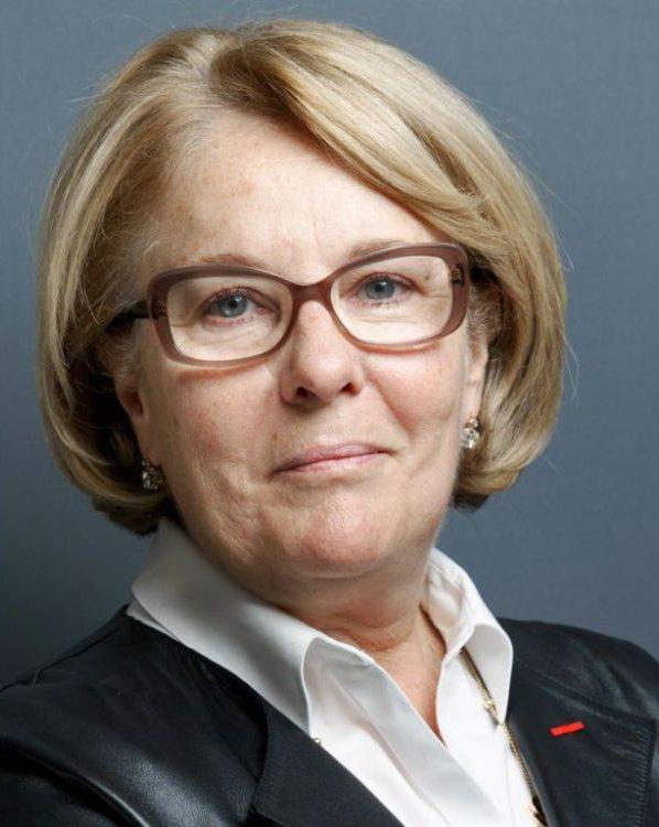 Martine Odillard, President of Les Cinémas Gaumont Pathé