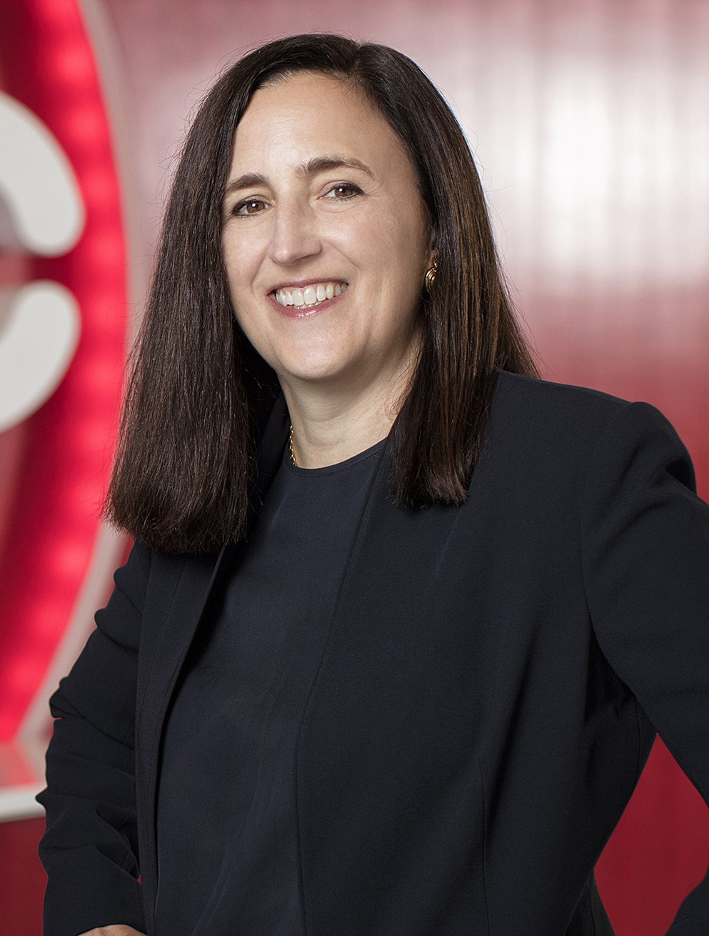 Elizabeth Frank of AMC Theatres