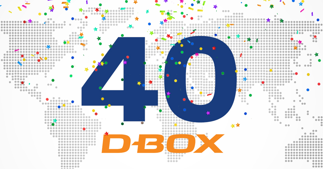 e35fef304df Norway Becomes 40th Country in the World to Capitalize on the Power of D-Box  Motion Technology