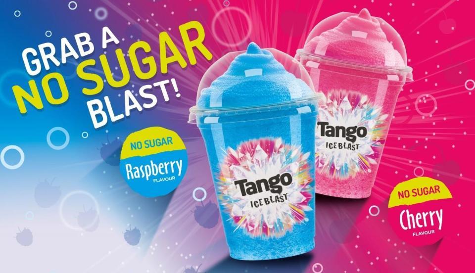 Tango Ice Blast no Sugar