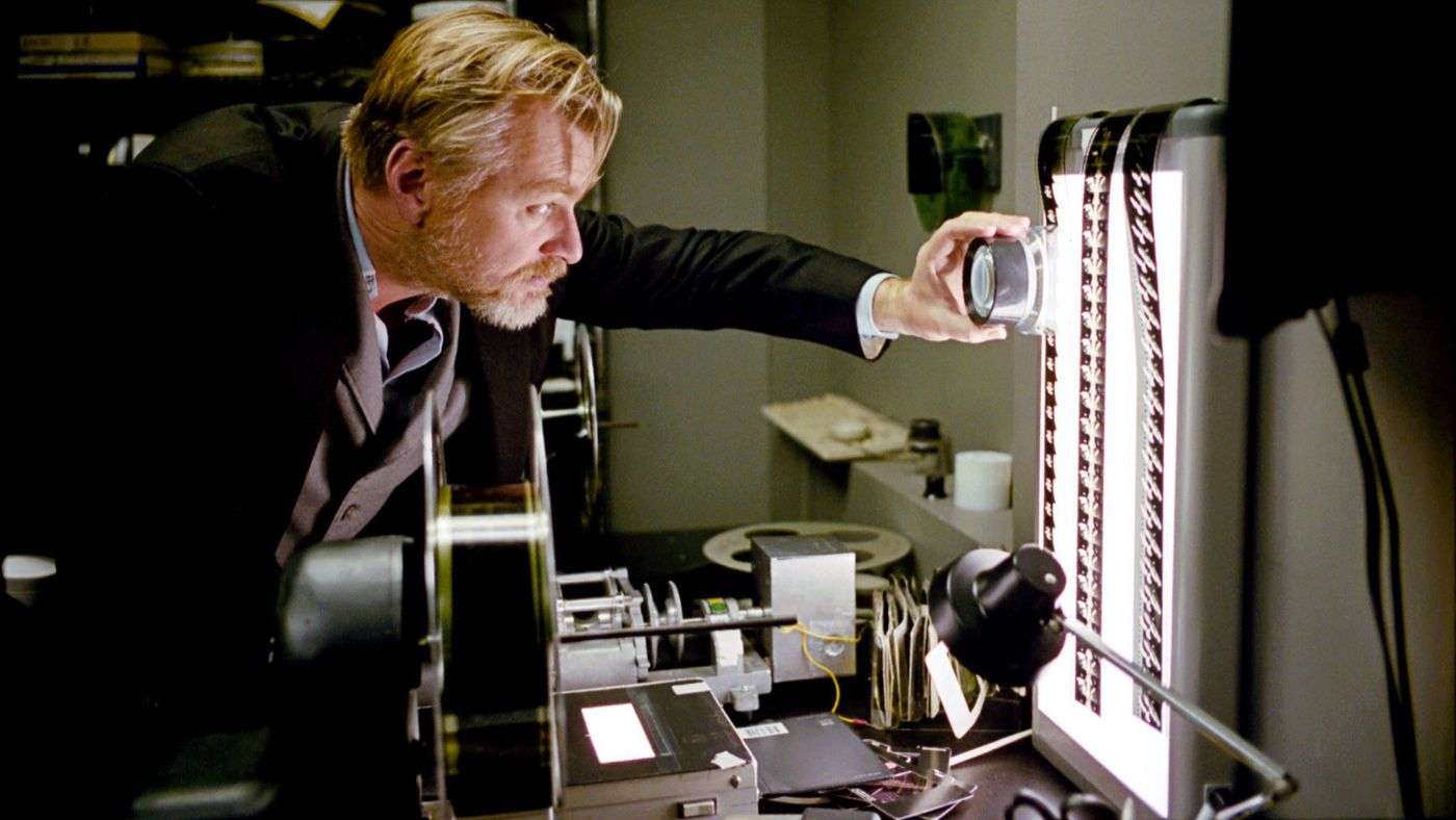 "Christopher Nolan Working on ""2001: A Space Odyssey"""