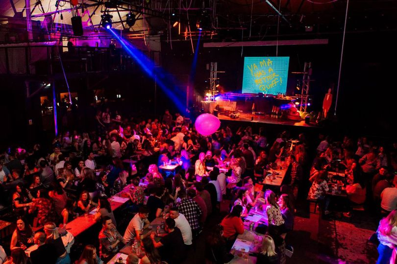 ASBO Cinema in Camp and Furnace Liverpool. (image: Livepool Echo)
