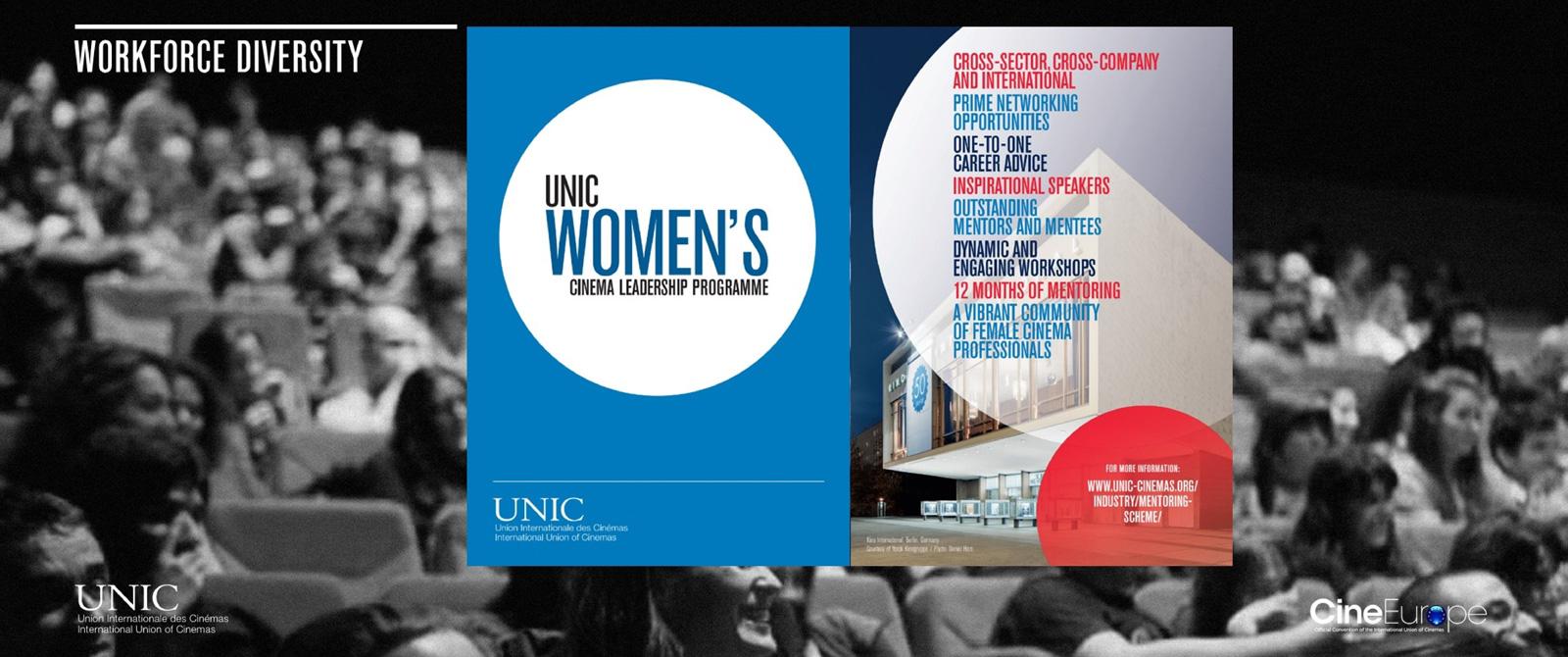 CineEurope 2018 Keynote - Women's Diversity