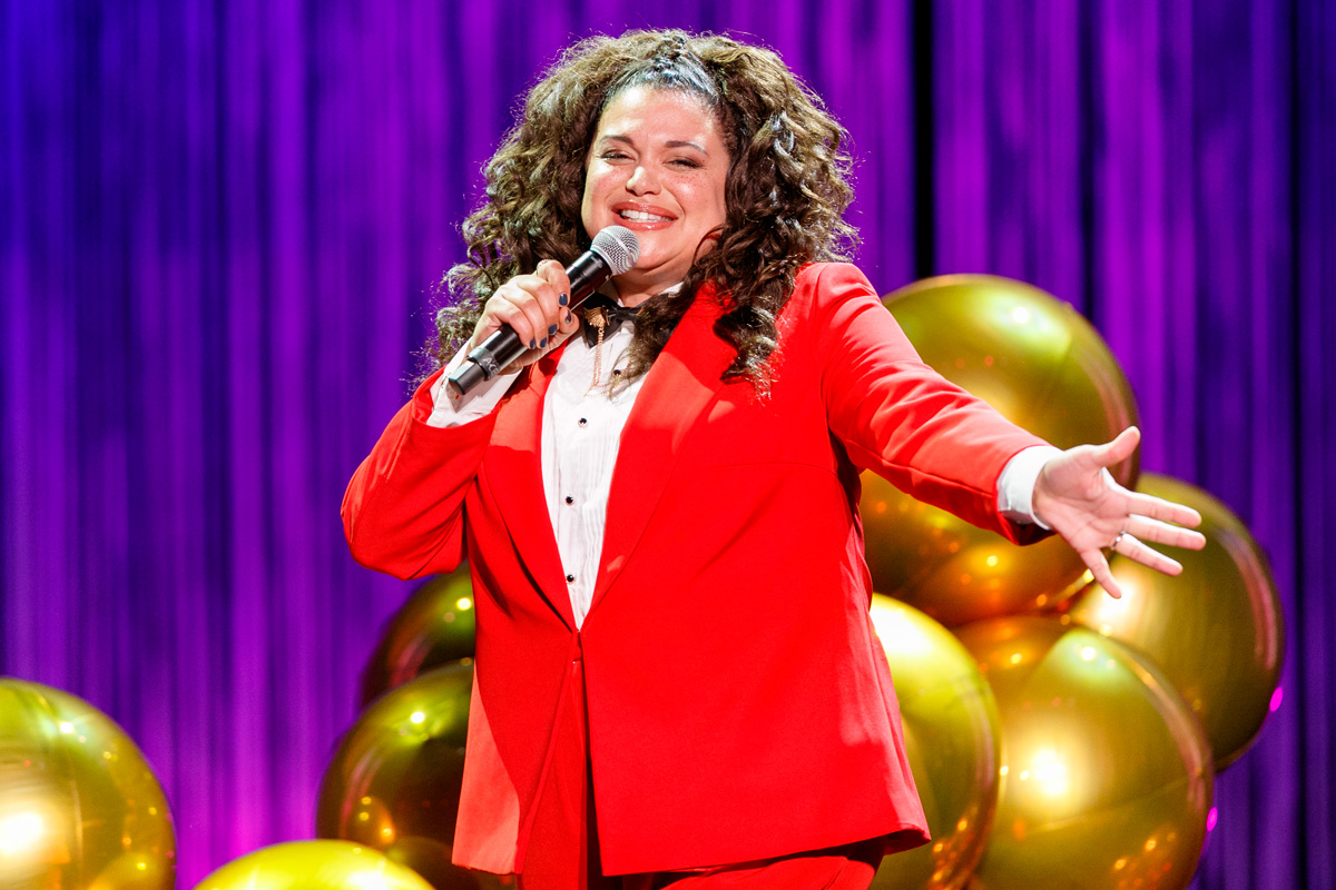 Golden Trailer Awards - Host Michelle Buteau