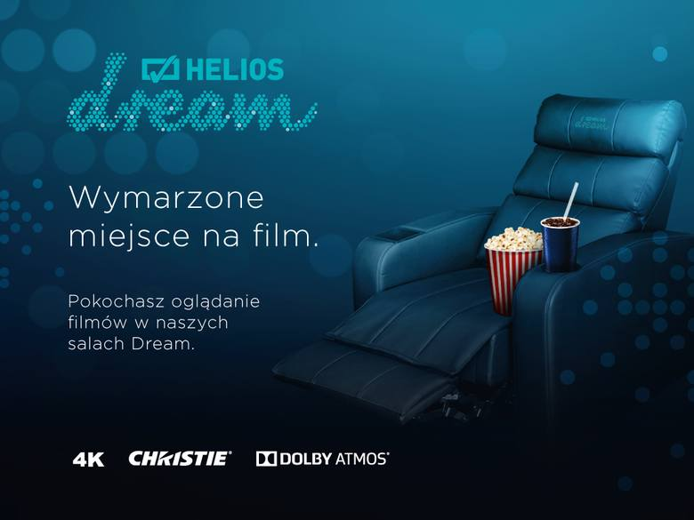 Helios Dream Advertisement