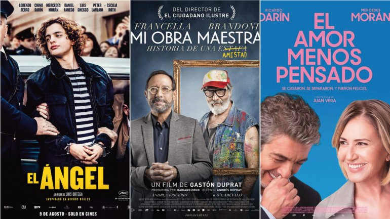 Films from Argentina are flavour of the month.