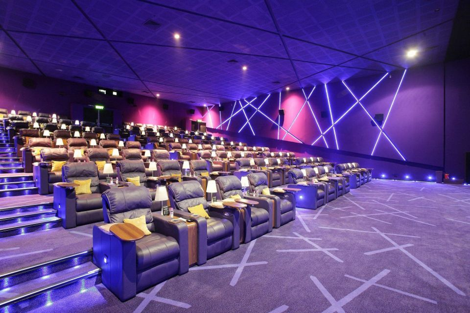 PVR's Director's Cut luxury lounges could be coming to Middle East. (image: PVR)