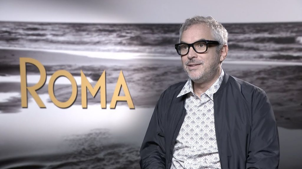 "Coming to the big screen? ""Roma"" in Venice. (image: YouTube)"