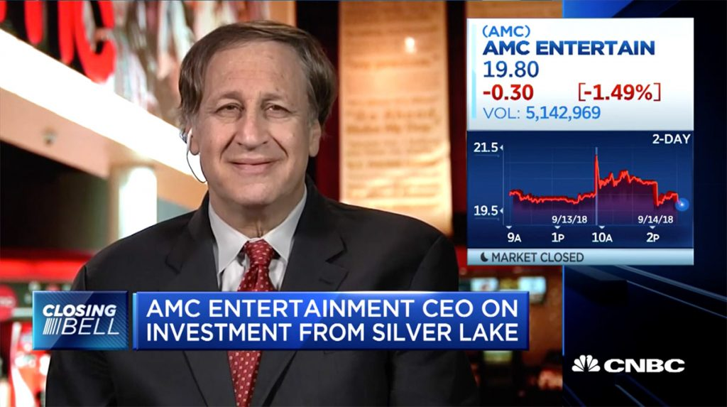 Adam Aron - CEO of AMC Theatres