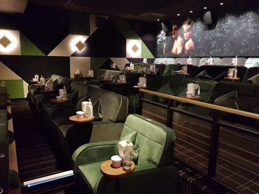 Everyman Crystal Palace Screen 1 (photo: Patrick von Sychowski / Celluloid Junkie)