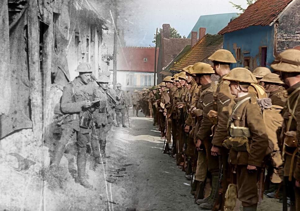 e473c9454a58 Peter Jackson's Highly Anticipated WWI Documentary 'They Shall Not Grow  Old' Receives Special U.S. Release December 17 and 27, Presented By Warner  Bros.