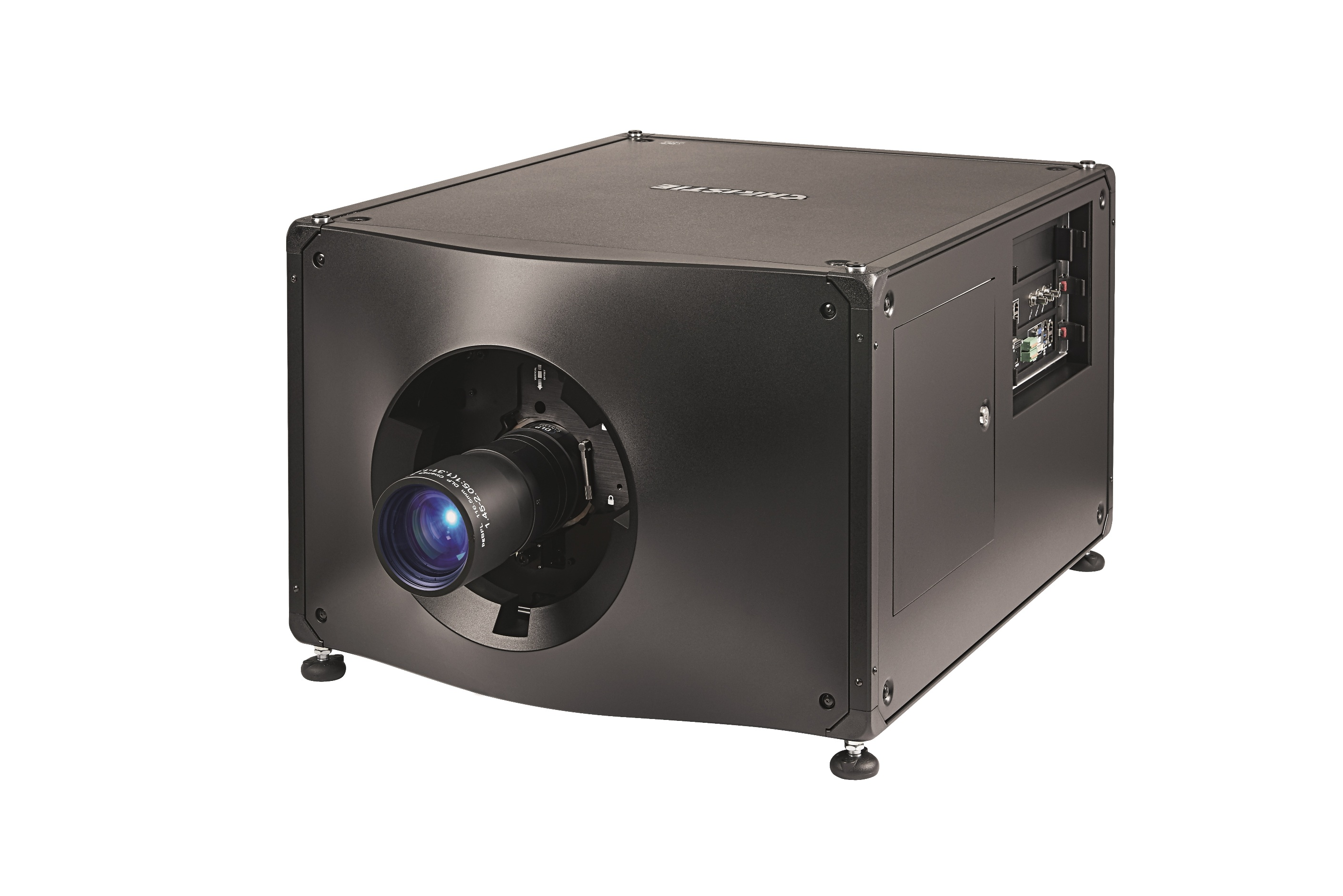 Cinema 21 acquires Christie CP4325-RGB RealLaser projectors for its