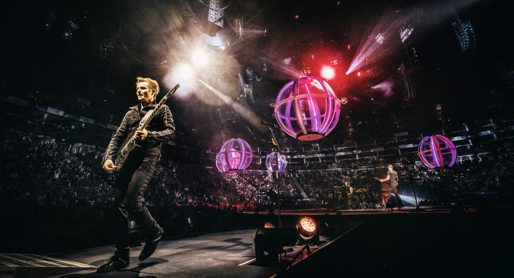 """Muse """"Drones Tour"""" (image: Trafalgar Releasing)"""