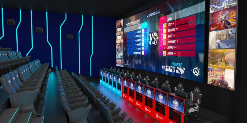 eSports in MX4D. (image: MediaMation)