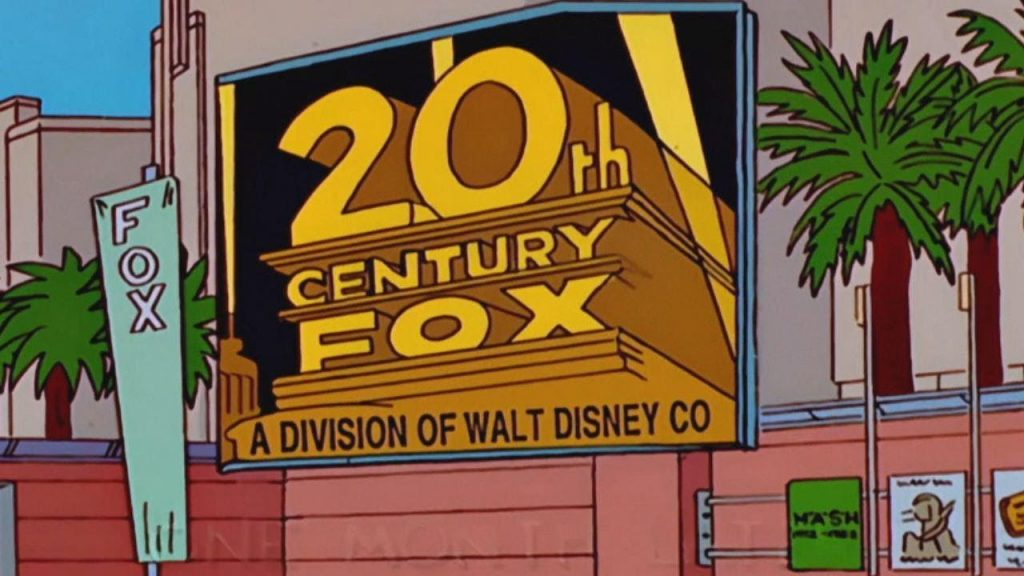 The Simpsons predicted it in 1997. (photo: Fox Television)