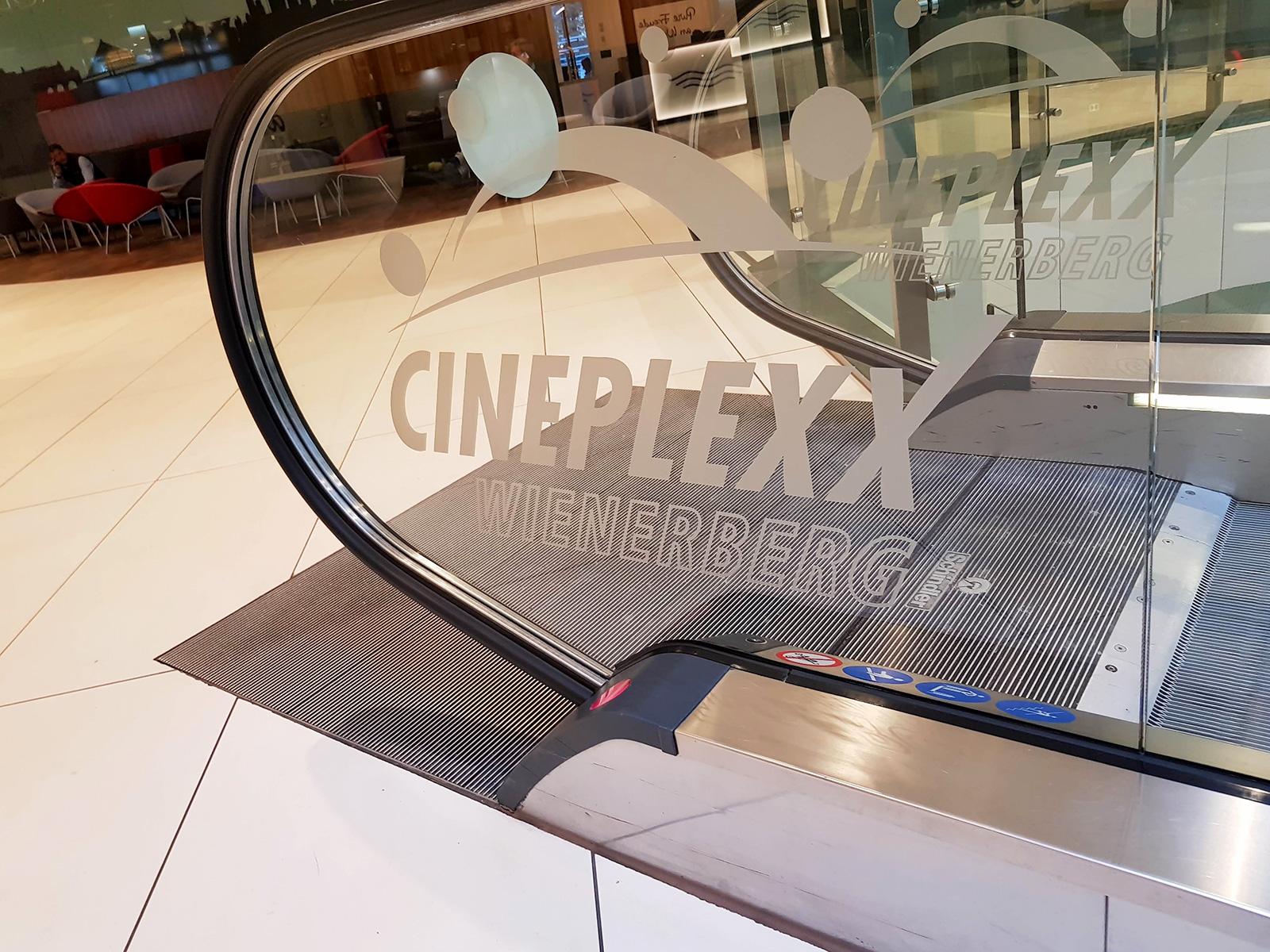Cineplexx Wienerberg in Vienna, Austria