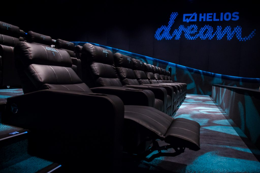 Helios Dream loungers