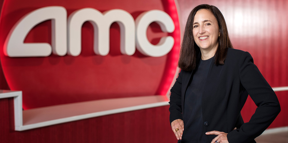 Elizabeth Frank - EVP Worldwide Programming and Chief Content Officer for AMC Entertainment
