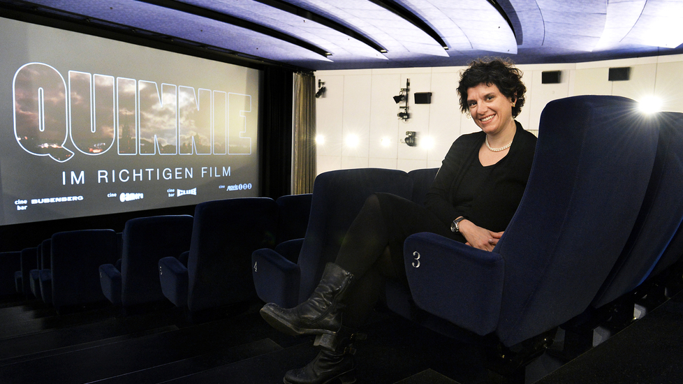 Dr. Edna Epelbaum - CEO, Cinevital