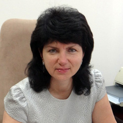 Lubov Lisovskaya - CEO of Cinema Citi and President of the Ukrainian Exhibition Association
