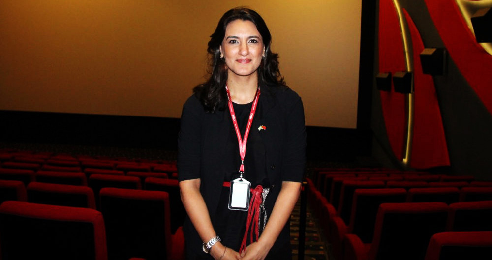 Mariam El Bacha - Chief Executive Officer, Cinepax