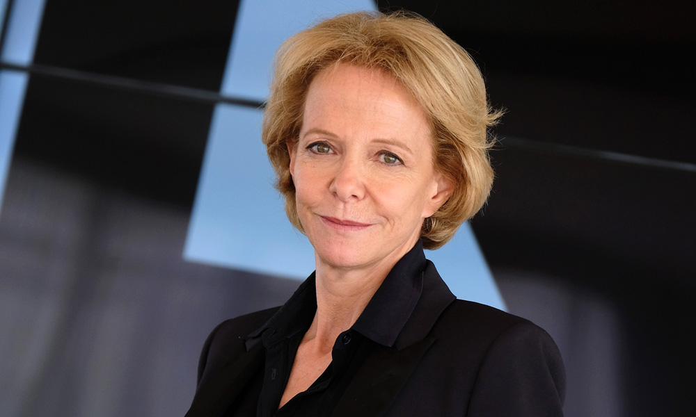 Frédérique Bredin - President, CNC