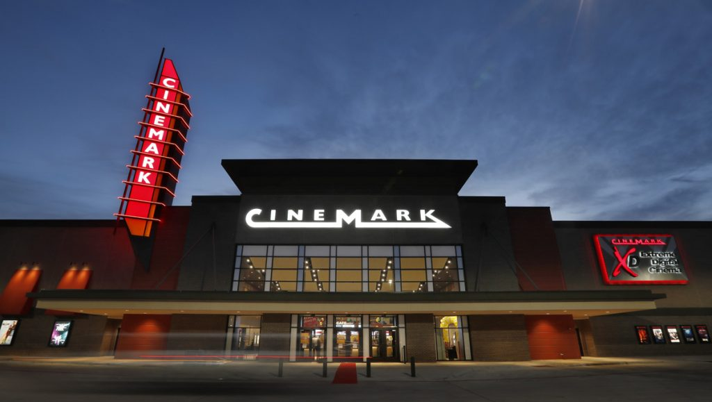 Cinemark North McKinney and XD