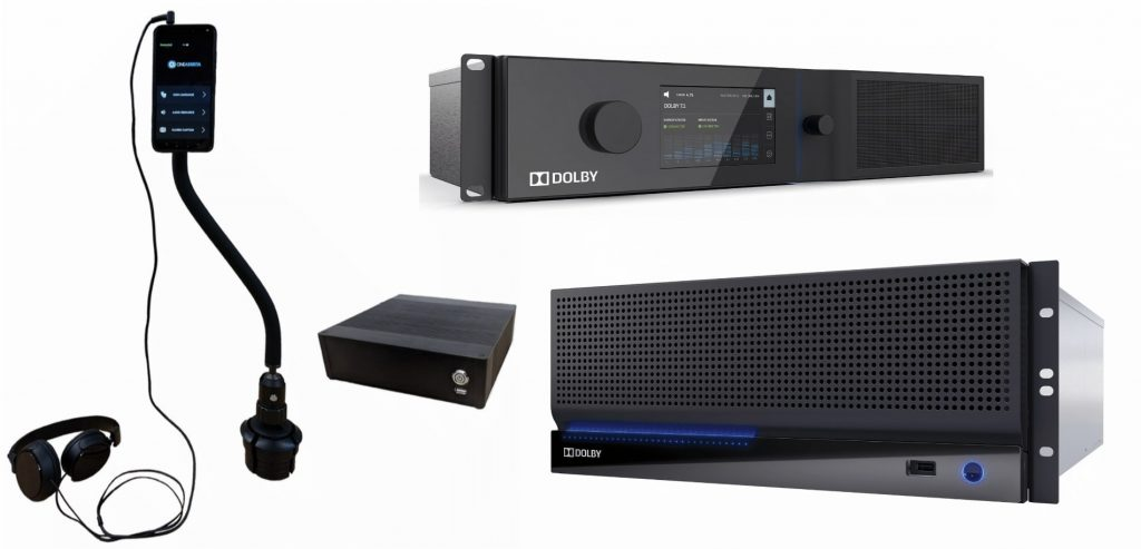 Dolby products at CinemaCon 2019
