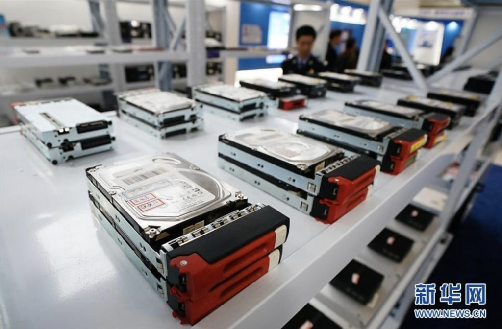 Hard Drives from Operation 2.15