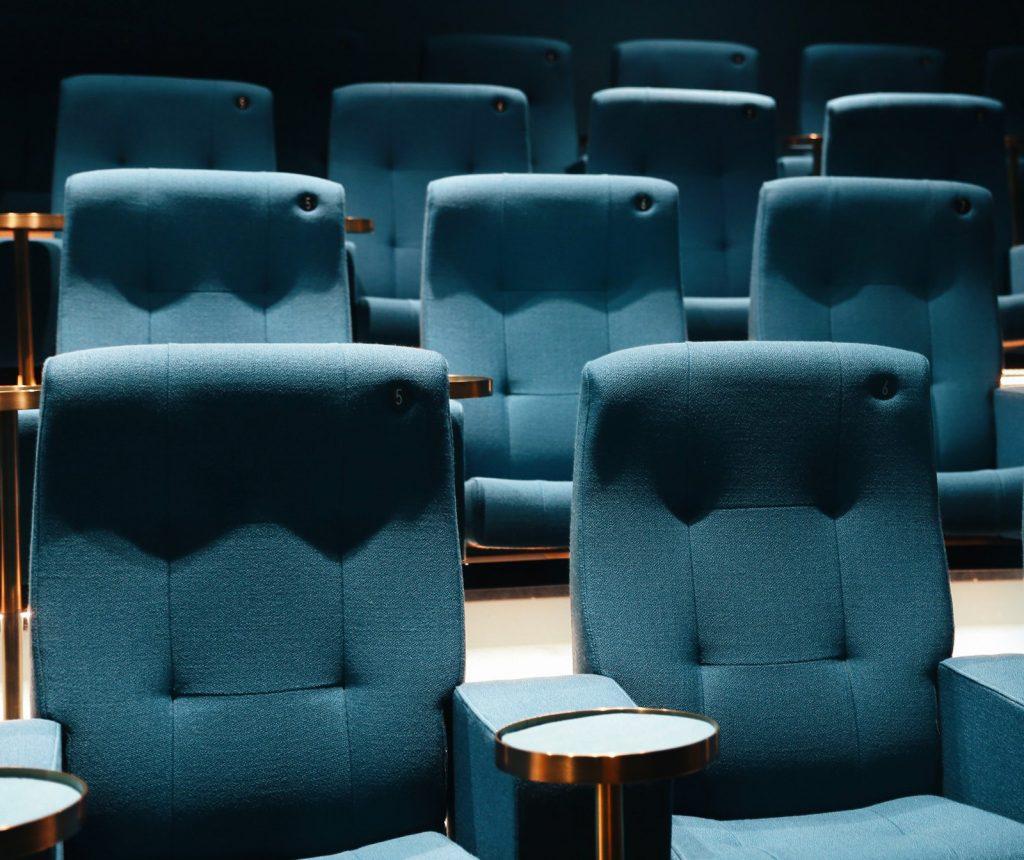 Archlight Cinema in Battersea, London in the UK