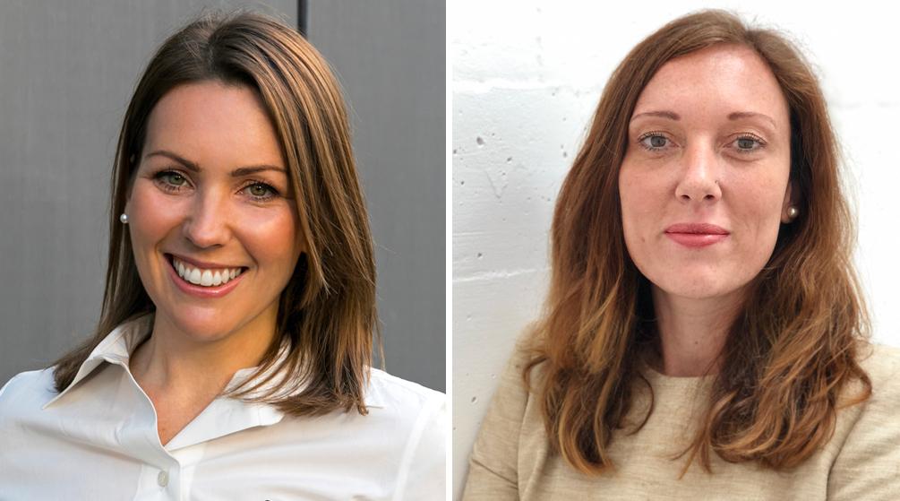 Sarah Lewthwaite & Deliah-Victoria Kyburz