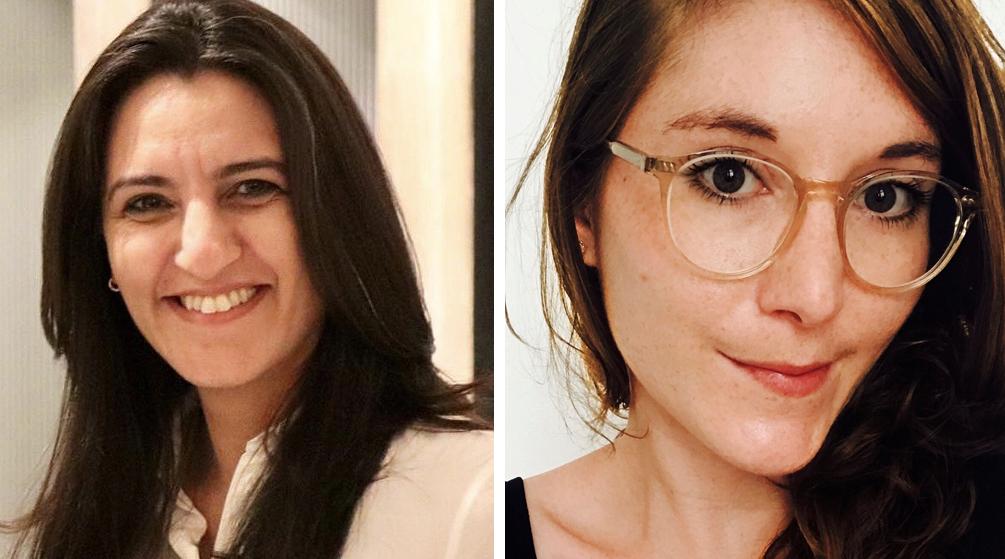 Mariam el Baca & Lucia Anglade