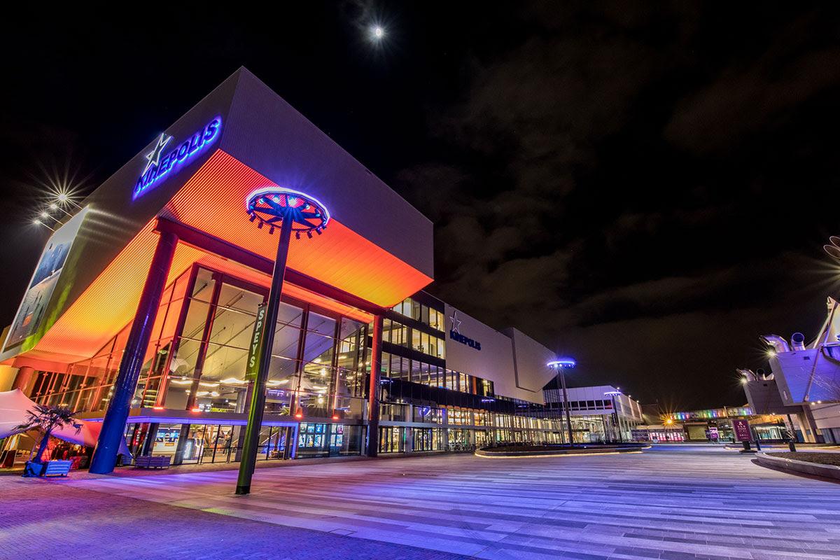 Kinepolis' Jaarbeurs Theatre, Utrecht, Netherlands Launches
