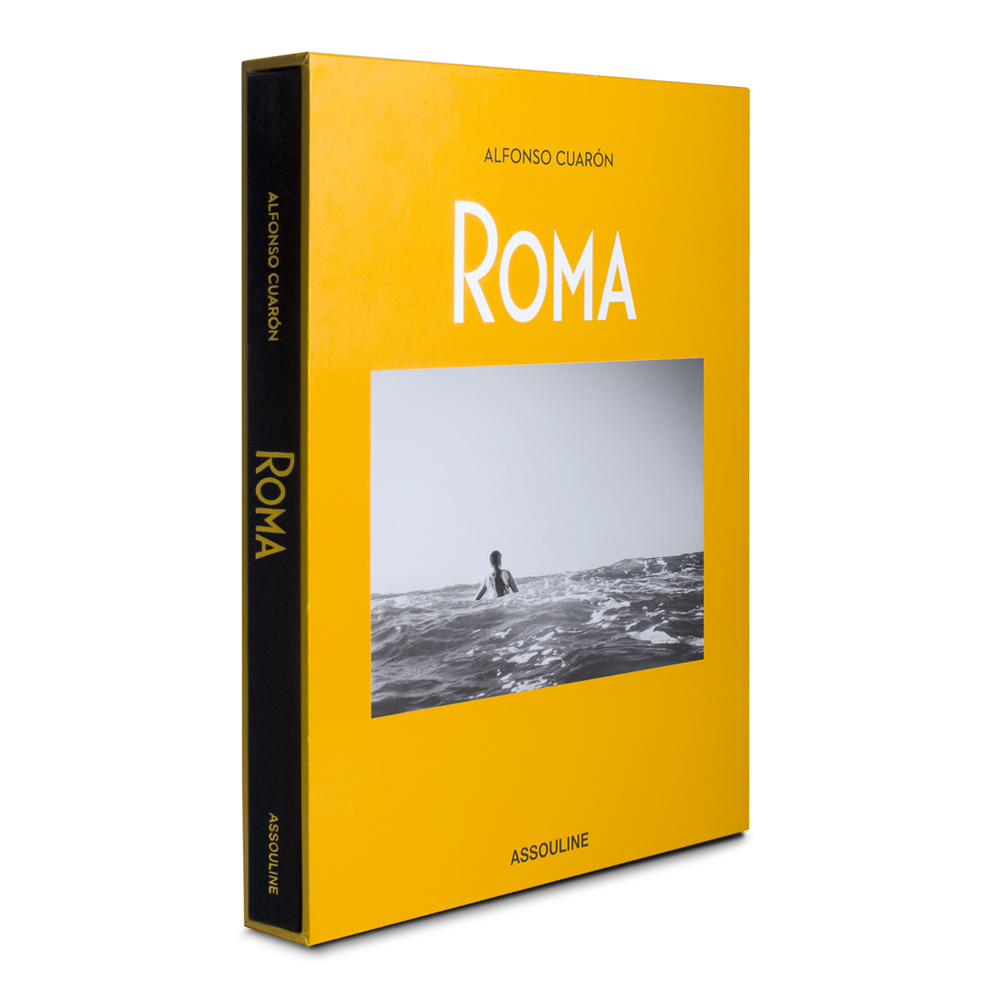 Roma Coffee Table Book