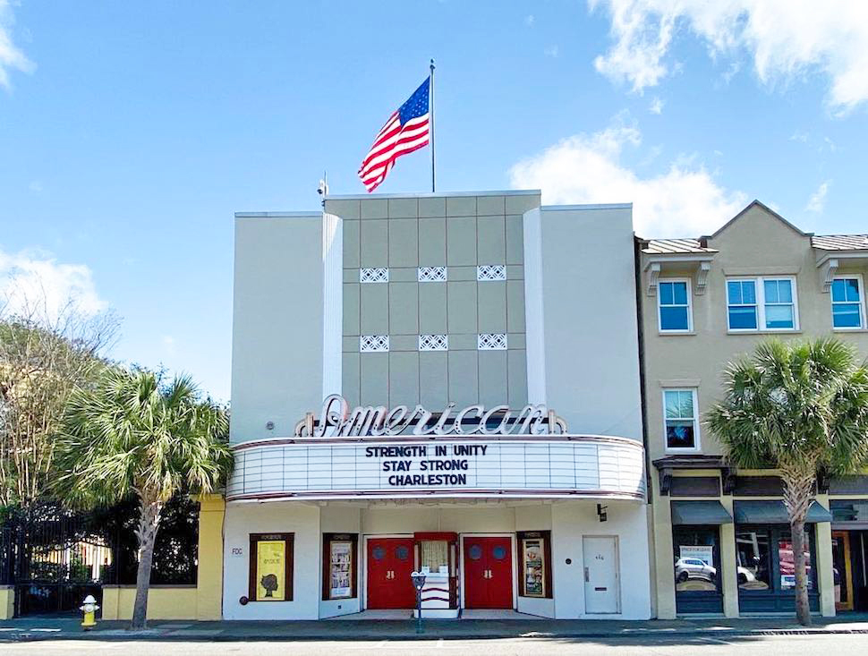 American Theater in Charlston, South Carolina