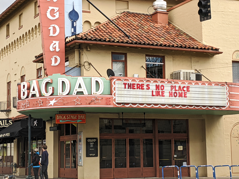 Bagdad Theater in Portland, Oregon