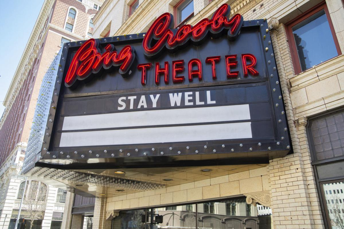 Bing Crosby Theater in Spokane Washington