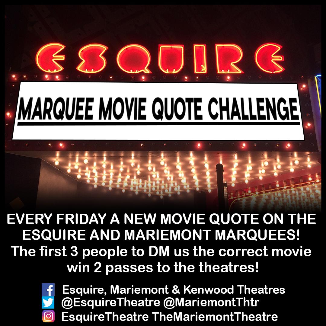 Esquire Theatre in Cincinnati, Ohio