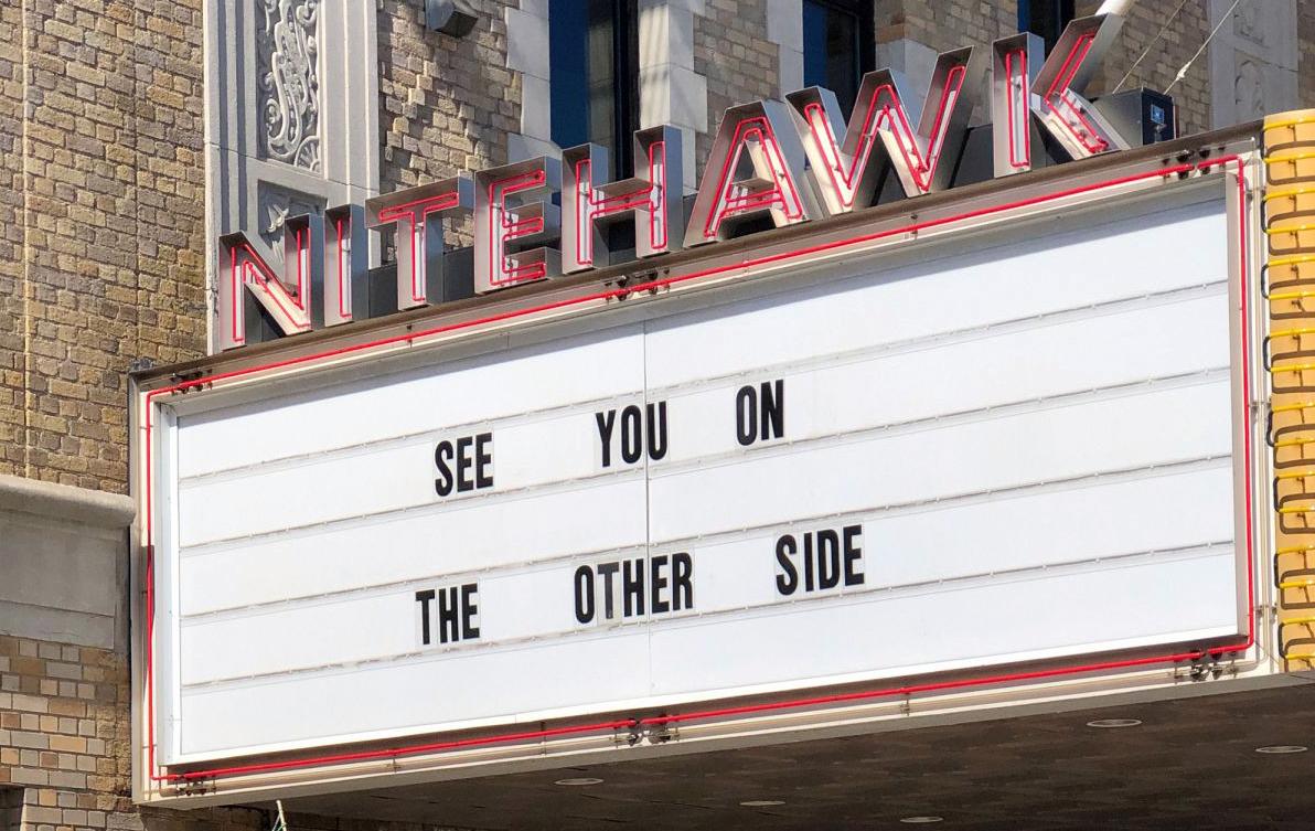 Nitehawk Cinema in Brooklyn, New York