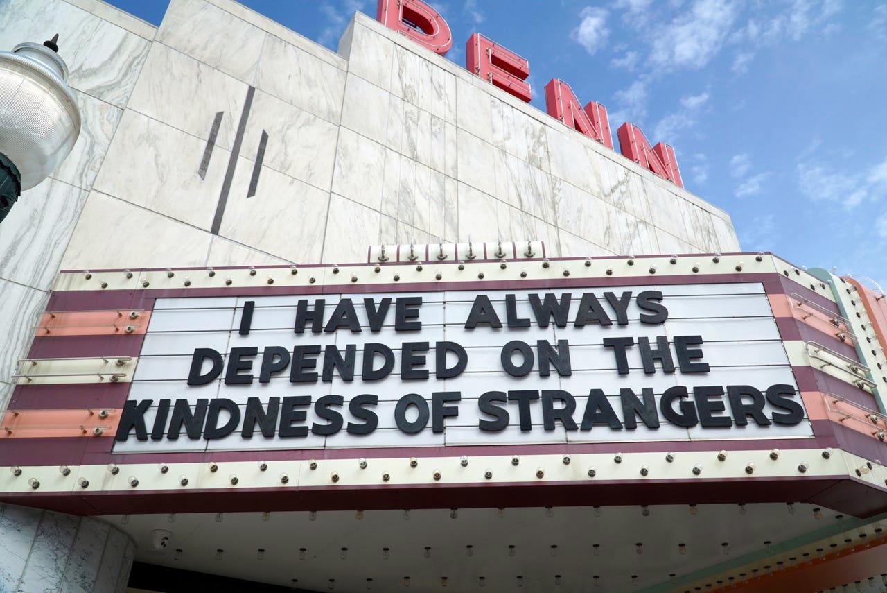Penn Theater in Plymouth Michigan
