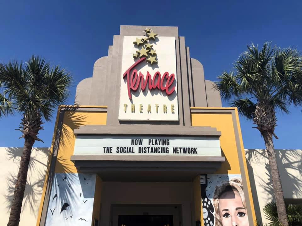 Terrace Theater in Charleston, South Carolina